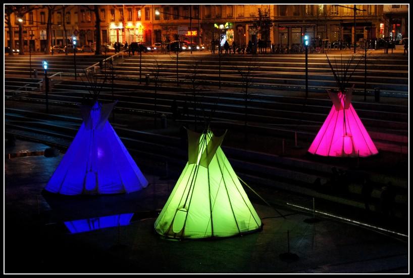 [Sony A33] Lyon - Fête des Lumières 2010 (22 photos) 57